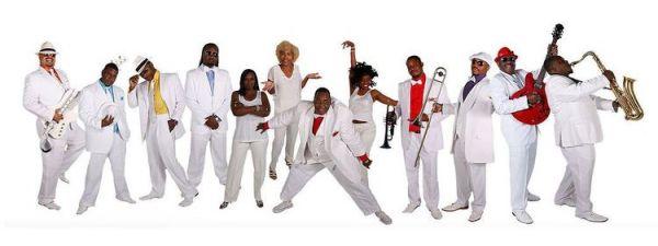All Funk Radio : College Dance Band