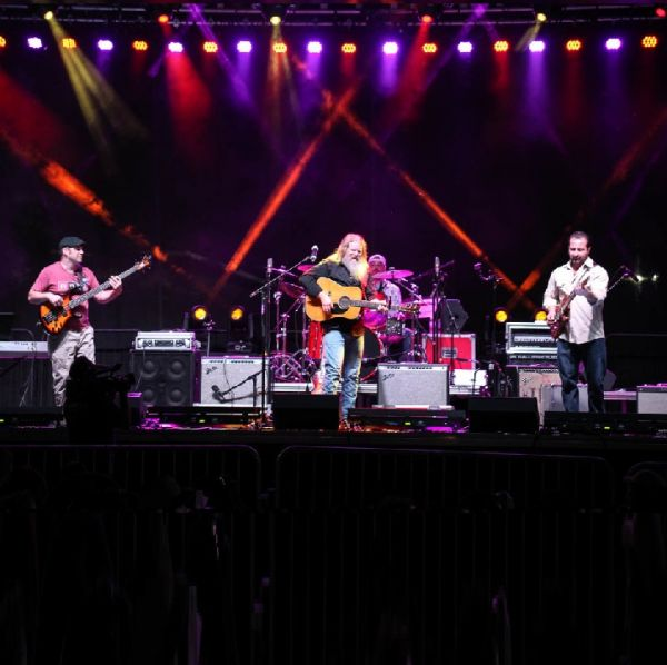 Albert Simpson and The Contingent : College Jam Band