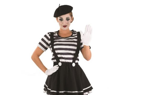 Mimes : Specialty Acts