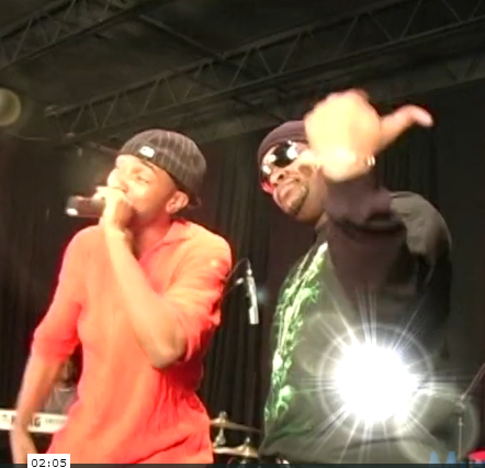 2 Krunk : College Hip Hop Band