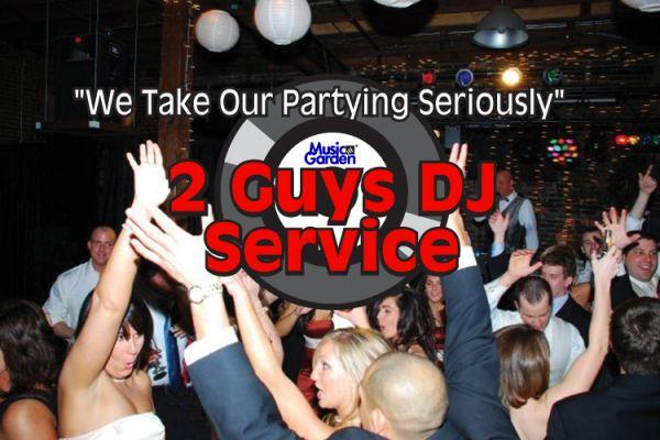 2 Guys DJ Service