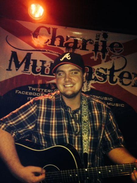 Charlie Muncaster